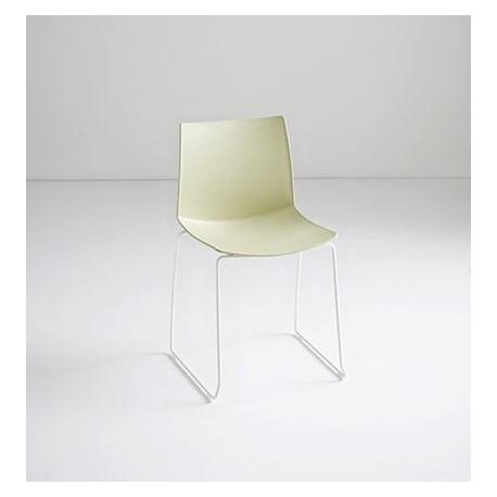 Plastová židle KANVAS S Gaber