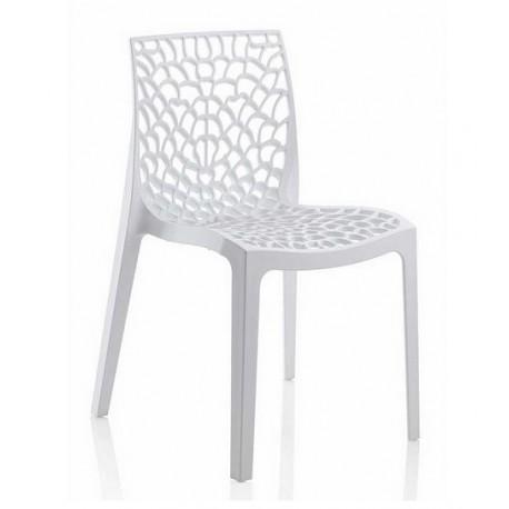 Plastová židle GRUVYER ITTC Stima