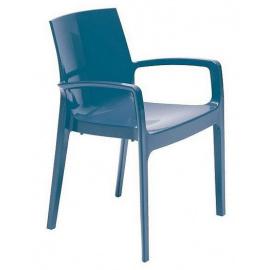 Celoplastová židle CREAM