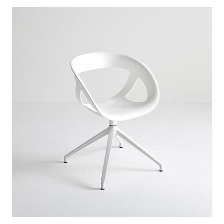 Plastová židle MOEMA U Gaber