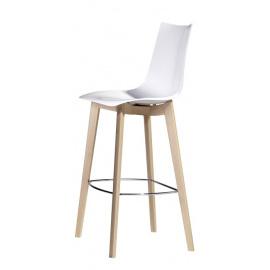 Barová židle Natural ZEBRA antishock