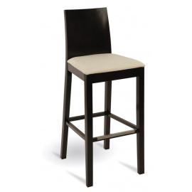 Dřevěná barová židle MILANO BST