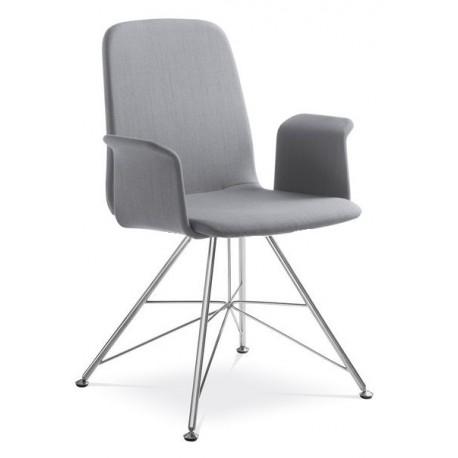 Konferenční židle SUNRISE 152 BR-DE LD seating