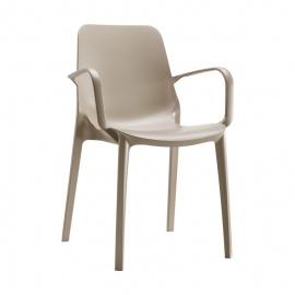 Plastová židle GINEVRA