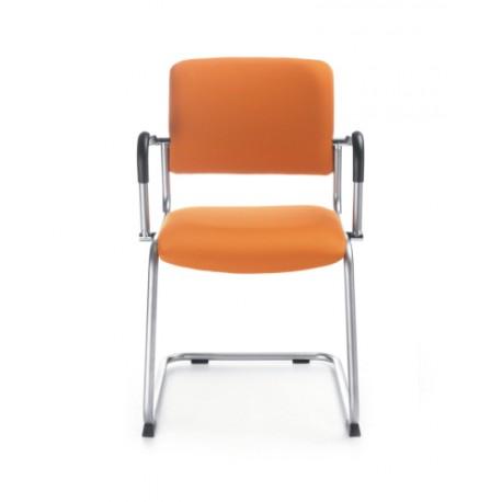 Jednací židle KOMO V 2P profim