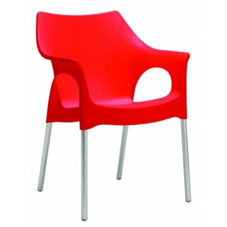 Plastová židle OLA Scab (odběr po 4ks)