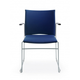 Konferenční židle ARIZ 570V s područkami