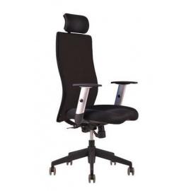 Kancelářská židle CALYPSO GRAND s hlavovou opěrkou