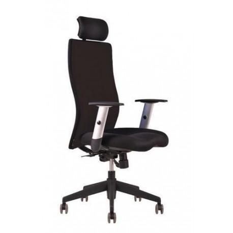 Kancelářská židle CALYPSO GRAND s hlavovou opěrkou Office Pro