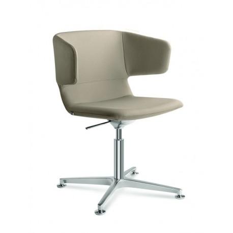Otočné křeslo FLEXI P-F60 LD seating