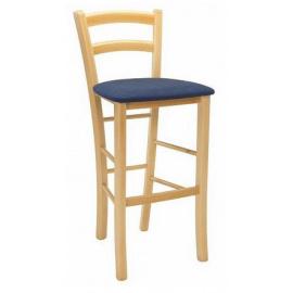 Barová židle PAYSANE - čalouněná