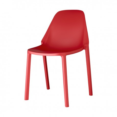 plastová židle PIÚ Scab (odběr po 6ks)