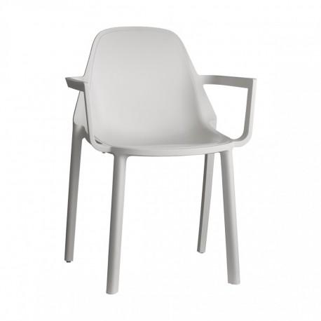 plastová židle PIÚ s područkami Scab (odběr po 4ks)