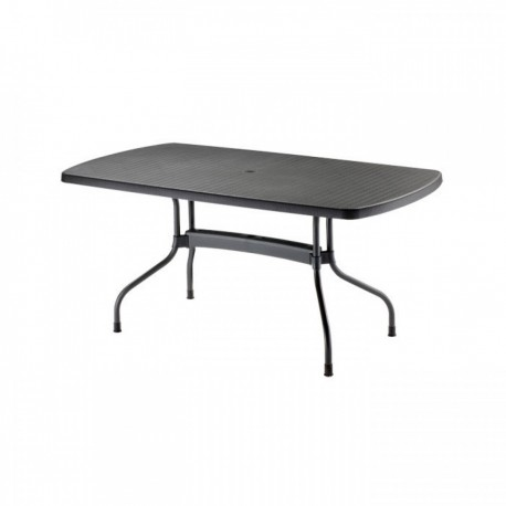 Plastový stůl OLIMPO 160x90 Scab